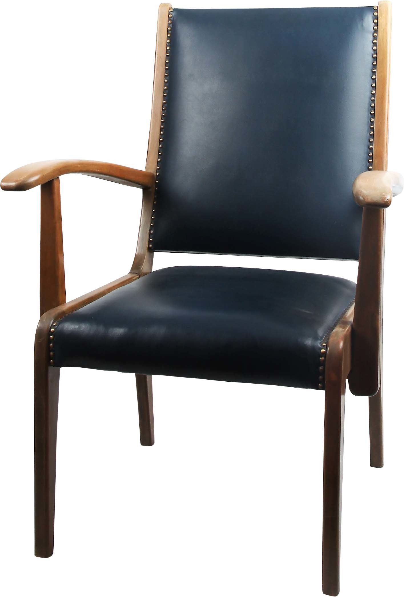 BundesStuhl Chair with Armrest by J. Krahn, 1940s