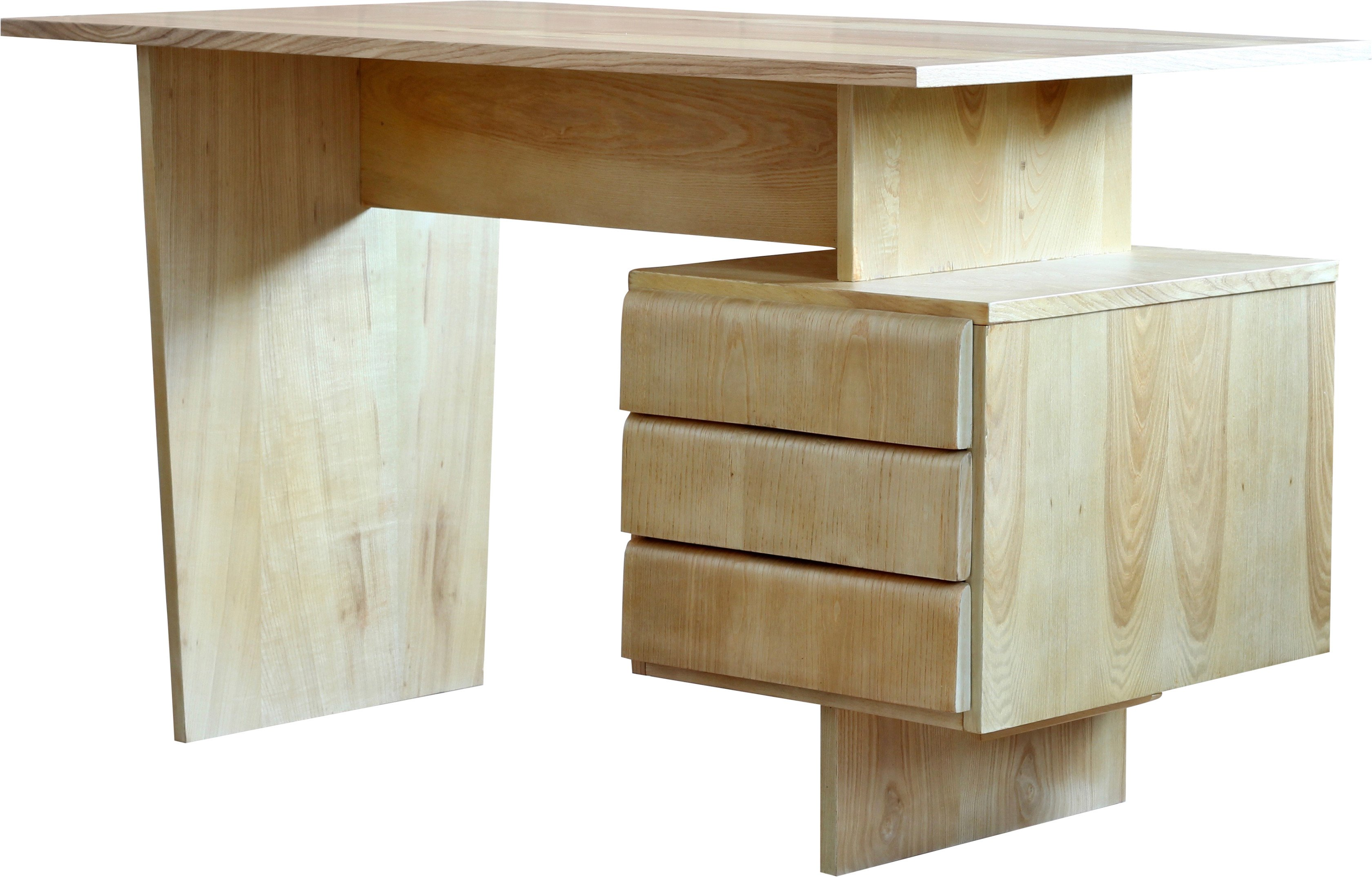 Desk by B. Landsman, 1970s