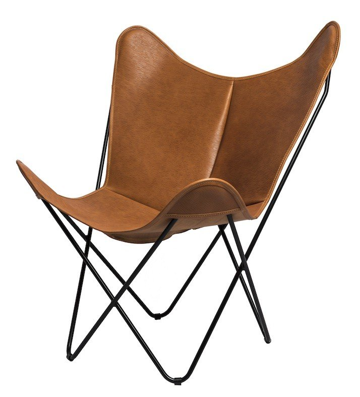 BKF Chair, Vianes Leather, Isist Barcelona