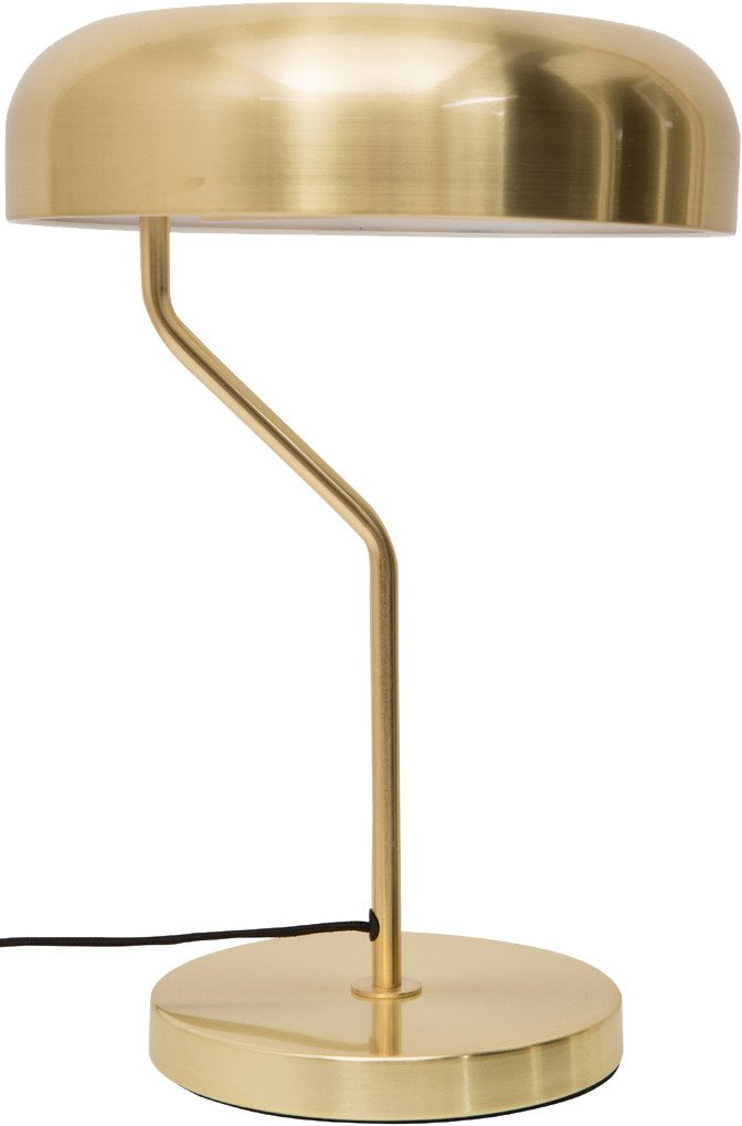 Eclipse Table Lamp Gold, Dutchbone