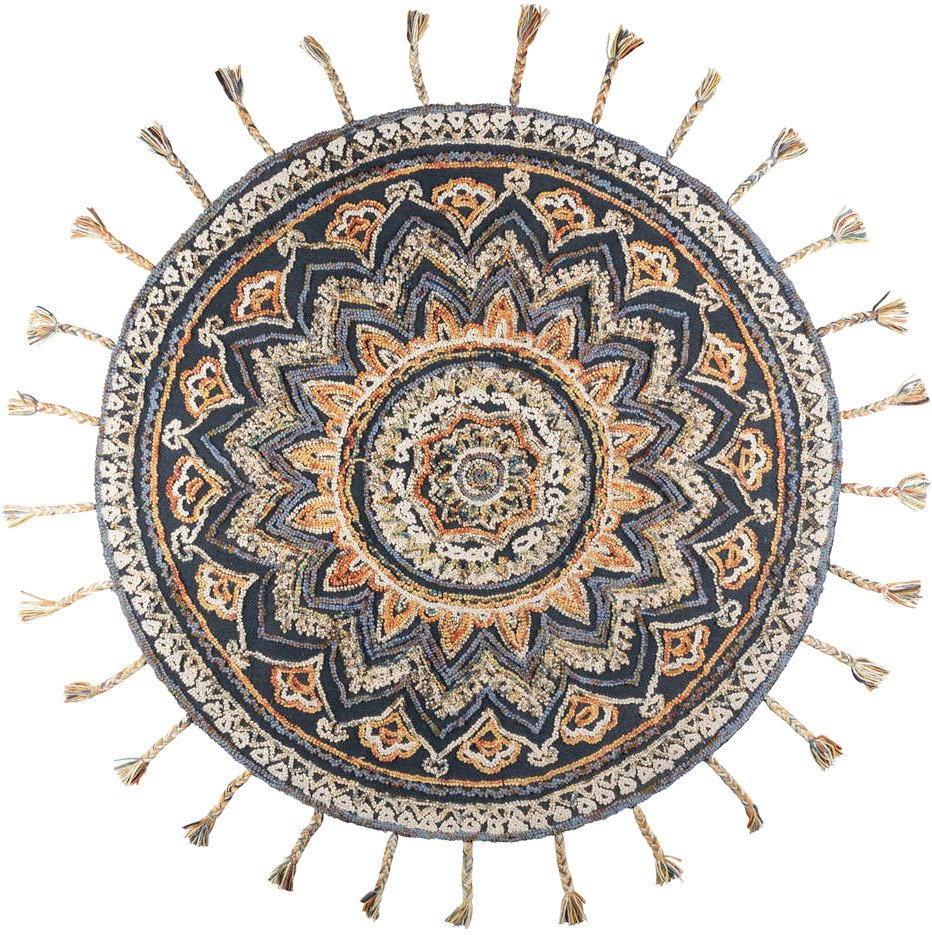 Round Carpet Pix, Dutchbone