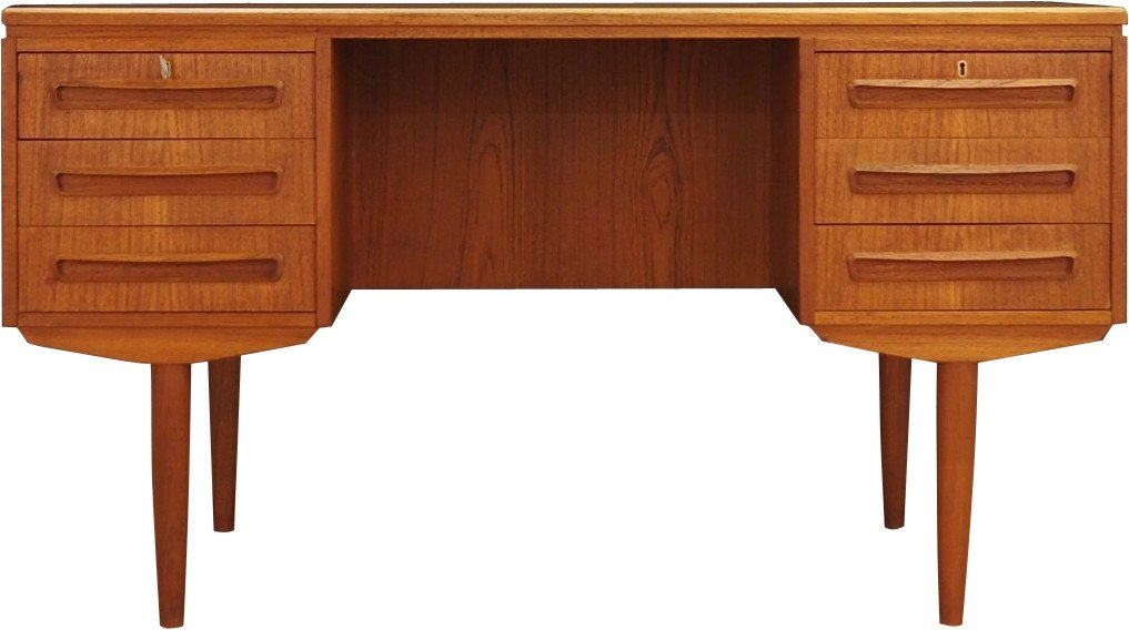 Double-sided Desk by J. Svenstrup, 1970s