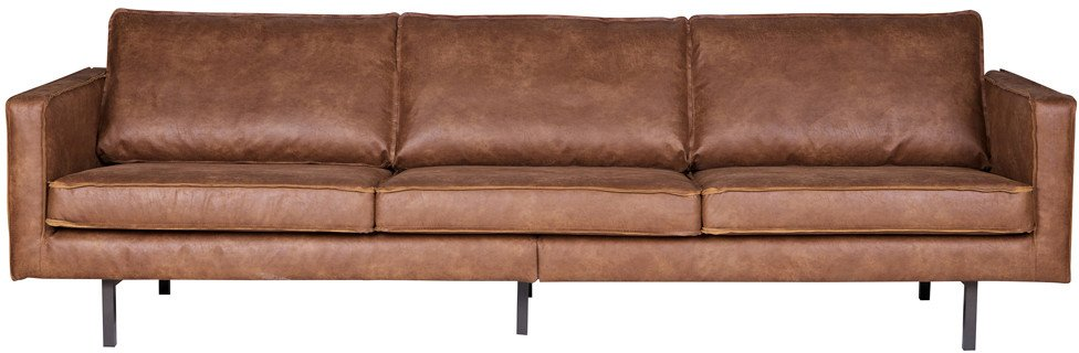 Brown Rodeo Sofa for Three Person, Be Pure