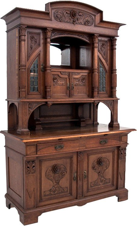 Cabinet, France, early 20th C.