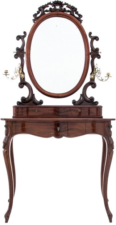Dressing Table, end of 19th C.