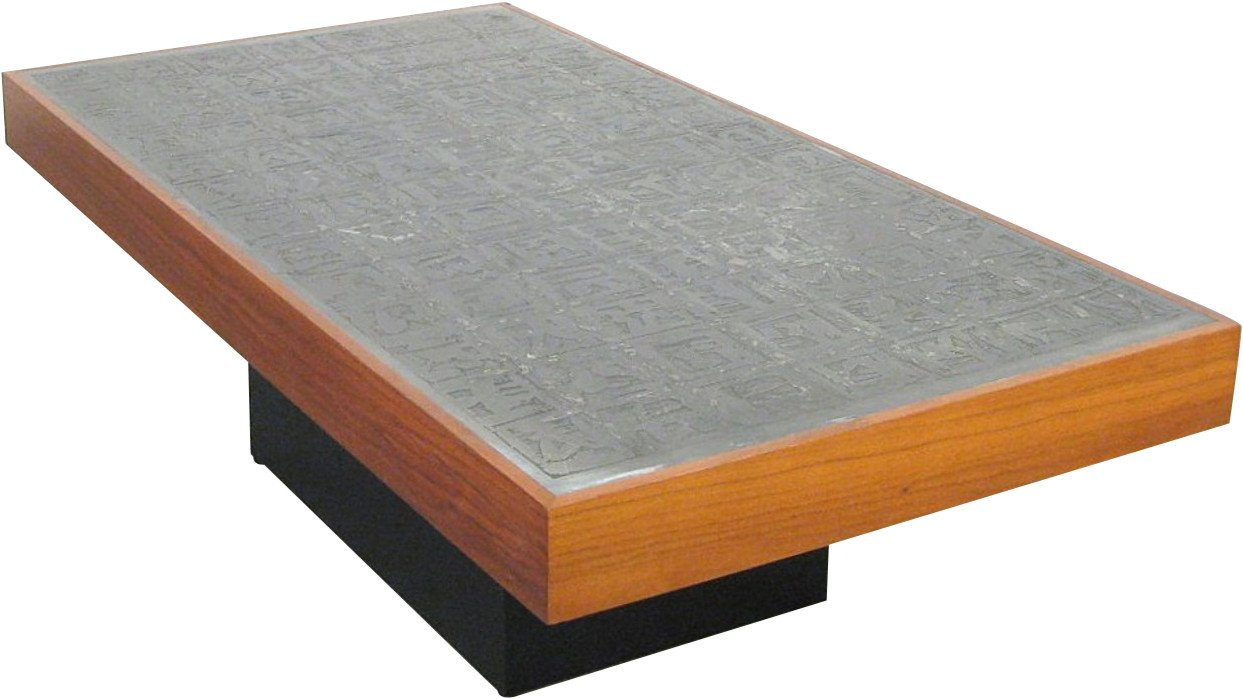 Coffee Table by B. Rohnny, Germany, 1970s