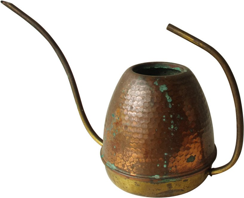Copper Watering Can, Germany, 1960s