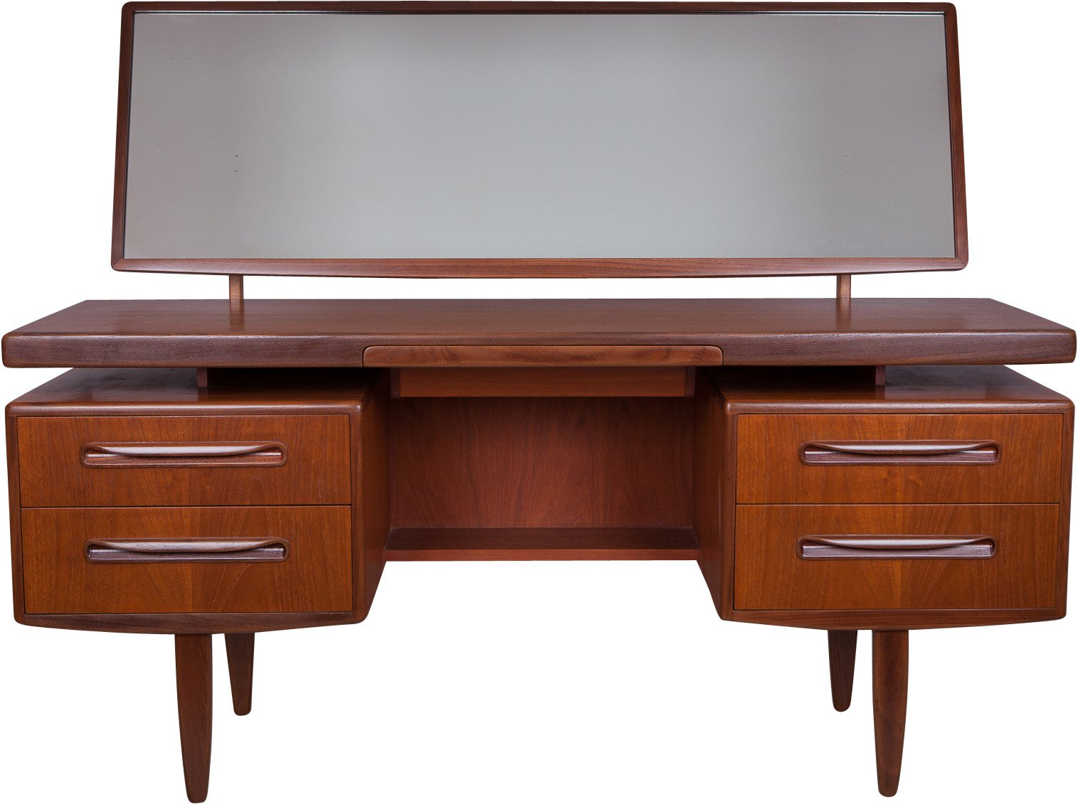 Teak Dressing Table by V. Wilkins for G-Plan, Great Britain, 1960s