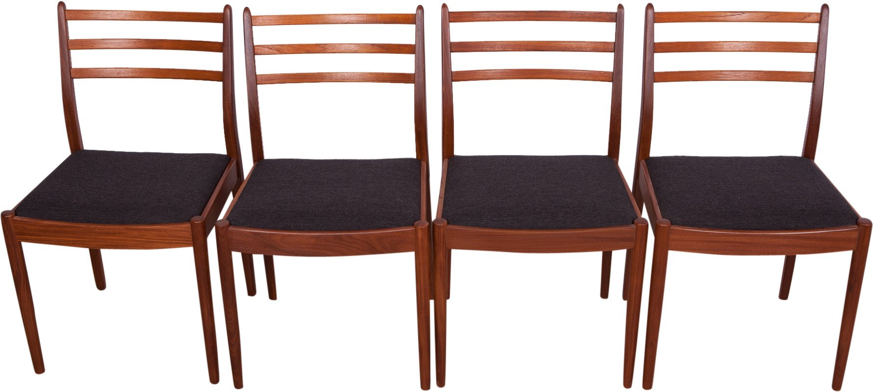 Set of Four Chairs by V. Wilkins, G-Plan, Great Britain, 1960s