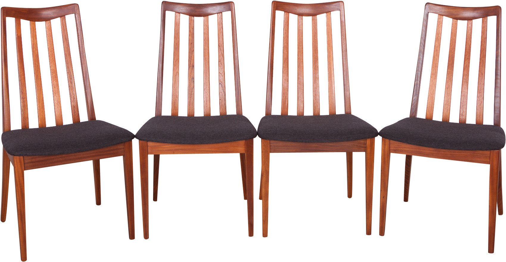 Set of Four Chairs, G-Plan, United Kingdom, 1960s