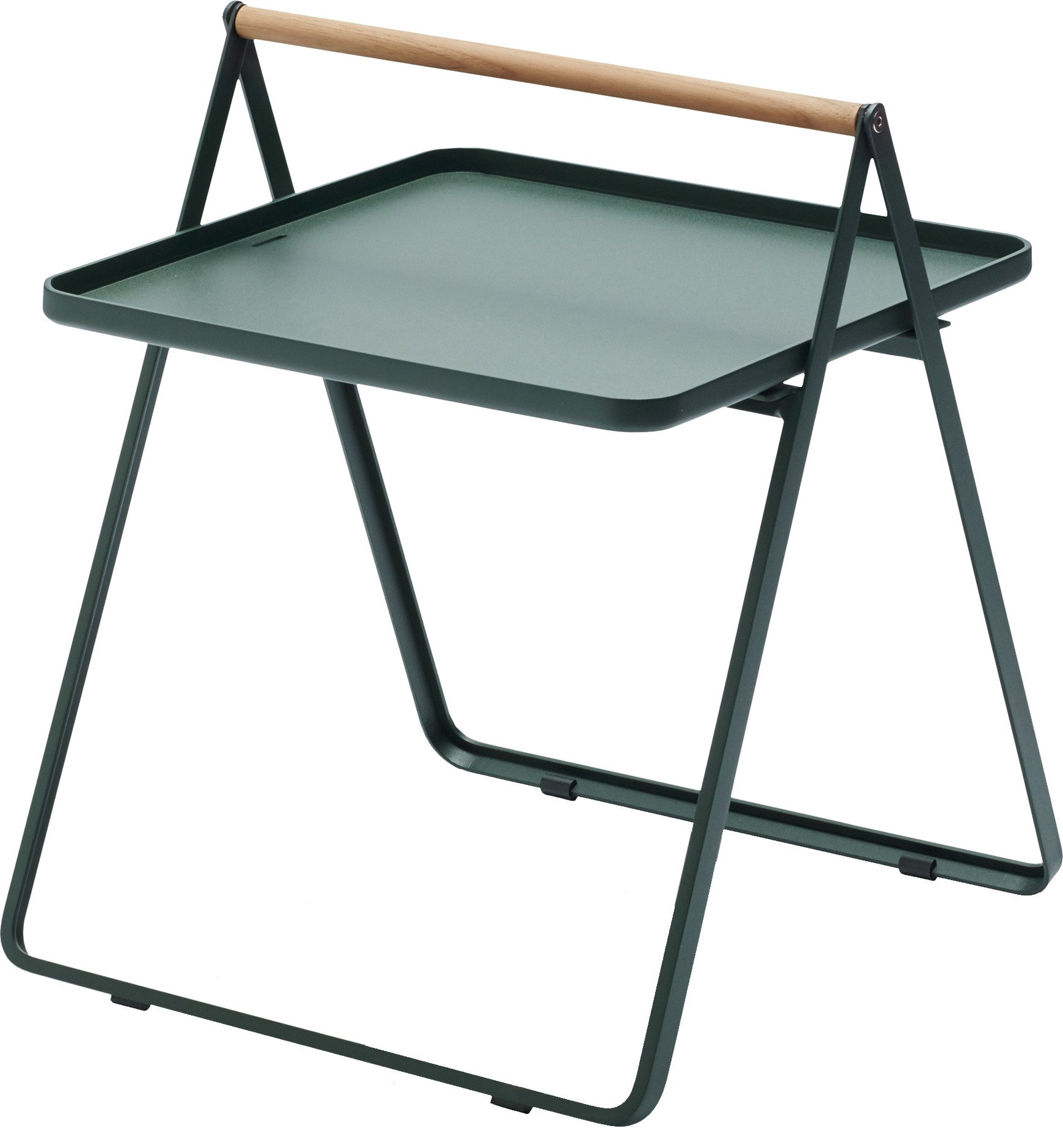By Your Side Table Green, by M. Schmahl for Skagerak