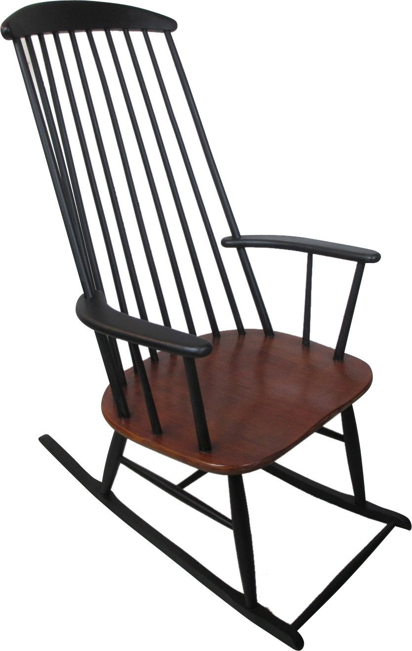 Rocking Chair by I. Tapiovaara, 1960s