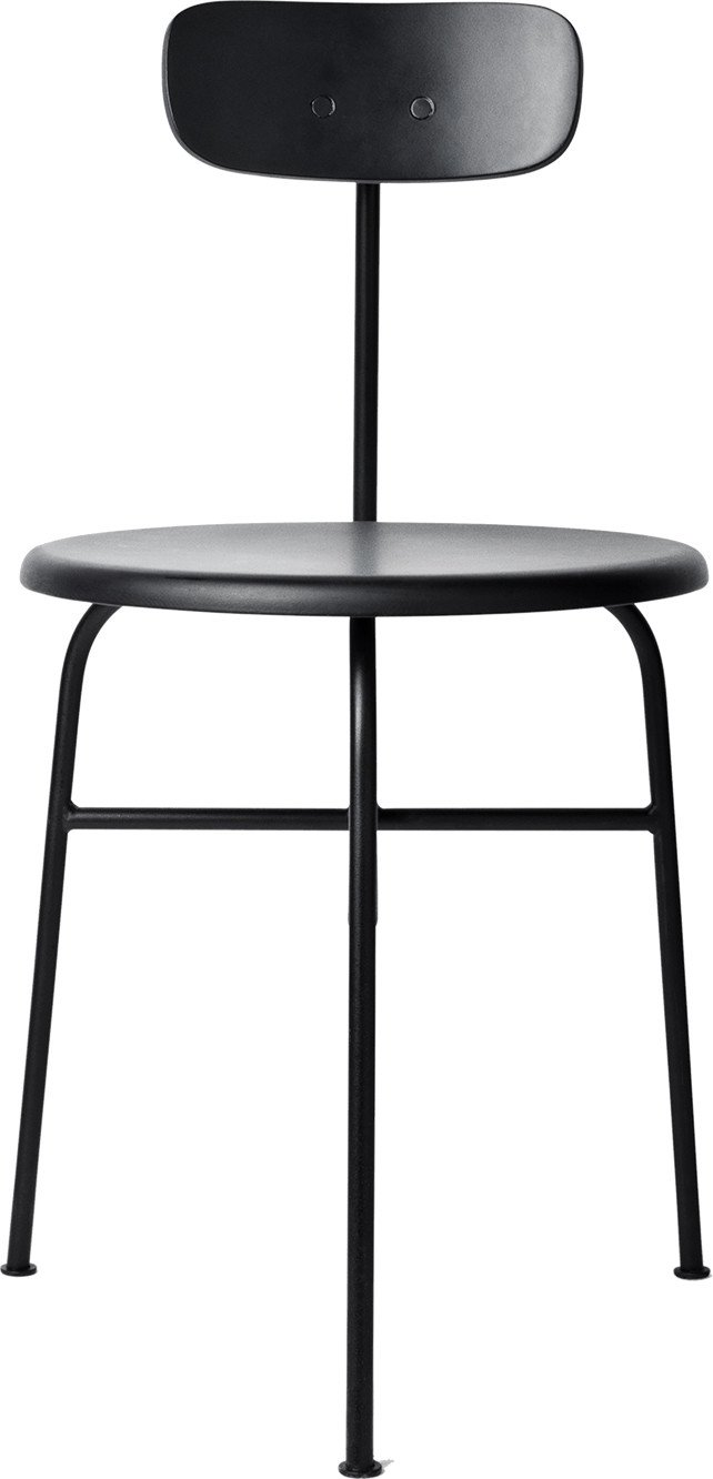 Black Dining Chair by Afteroom for Menu