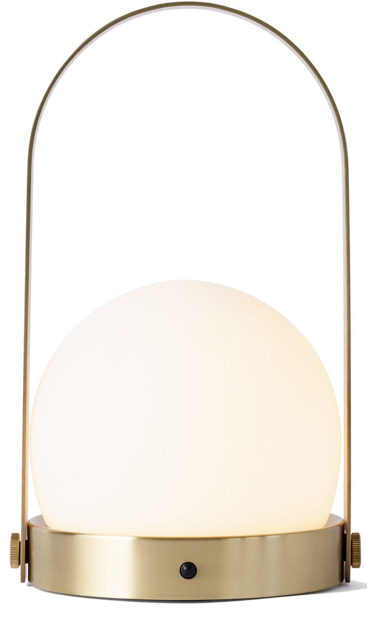 Lampa Led Carrie Brushed Brass, proj. Norm Architects, Menu