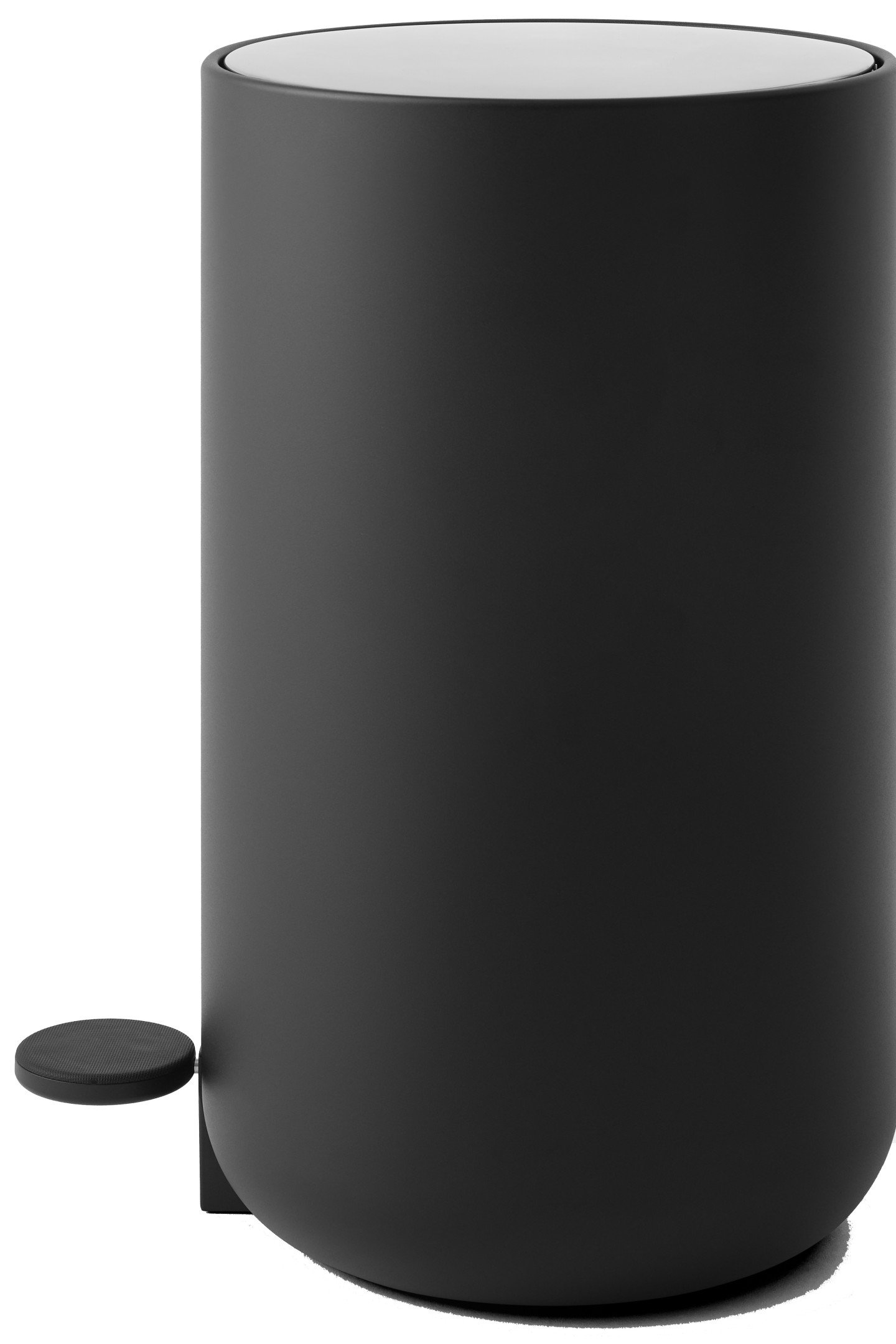 Pedal Bin 11l Black by Norm Architects for Menu