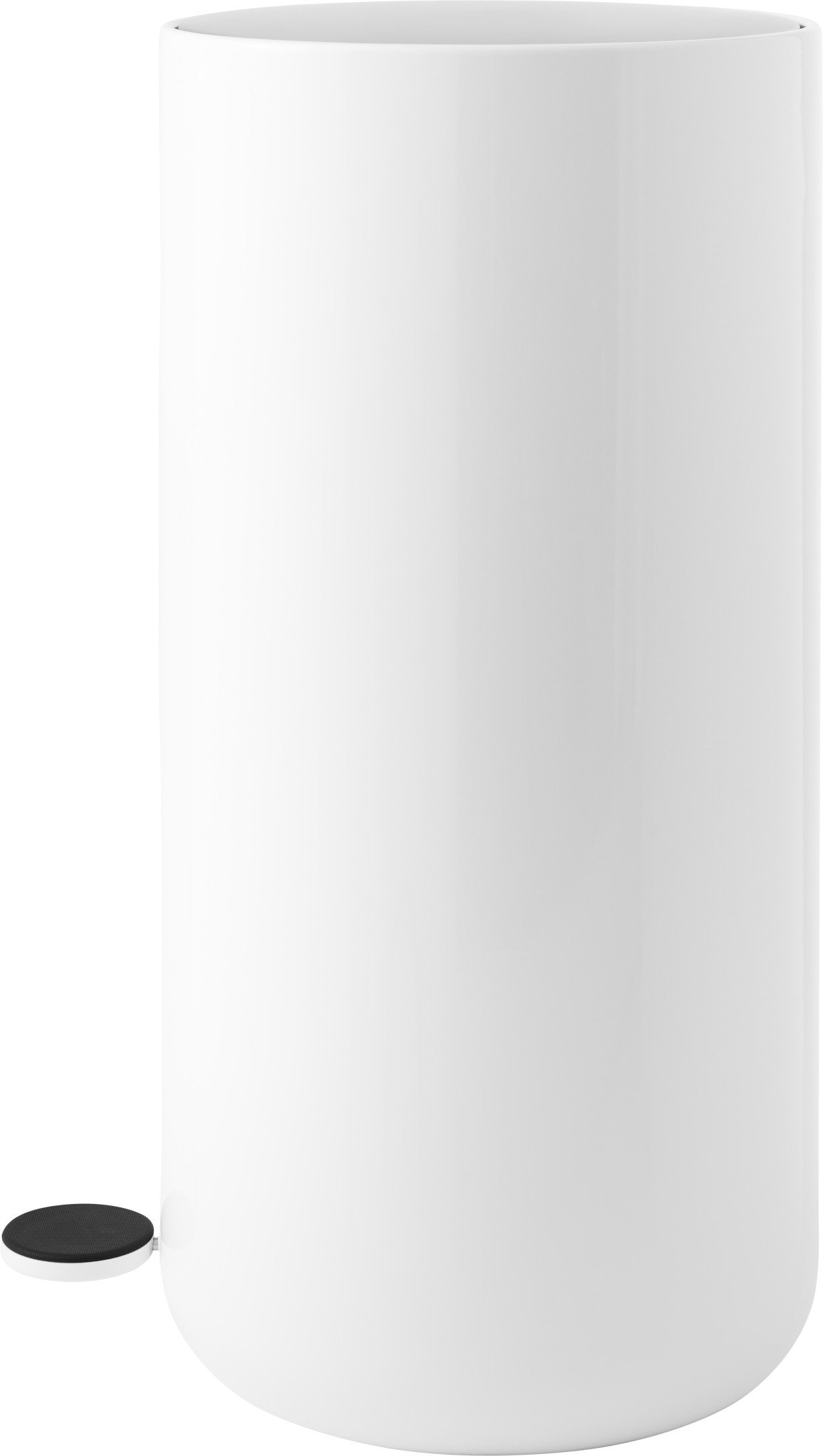 Pedal Bin 20l White by Norm Architects for Menu