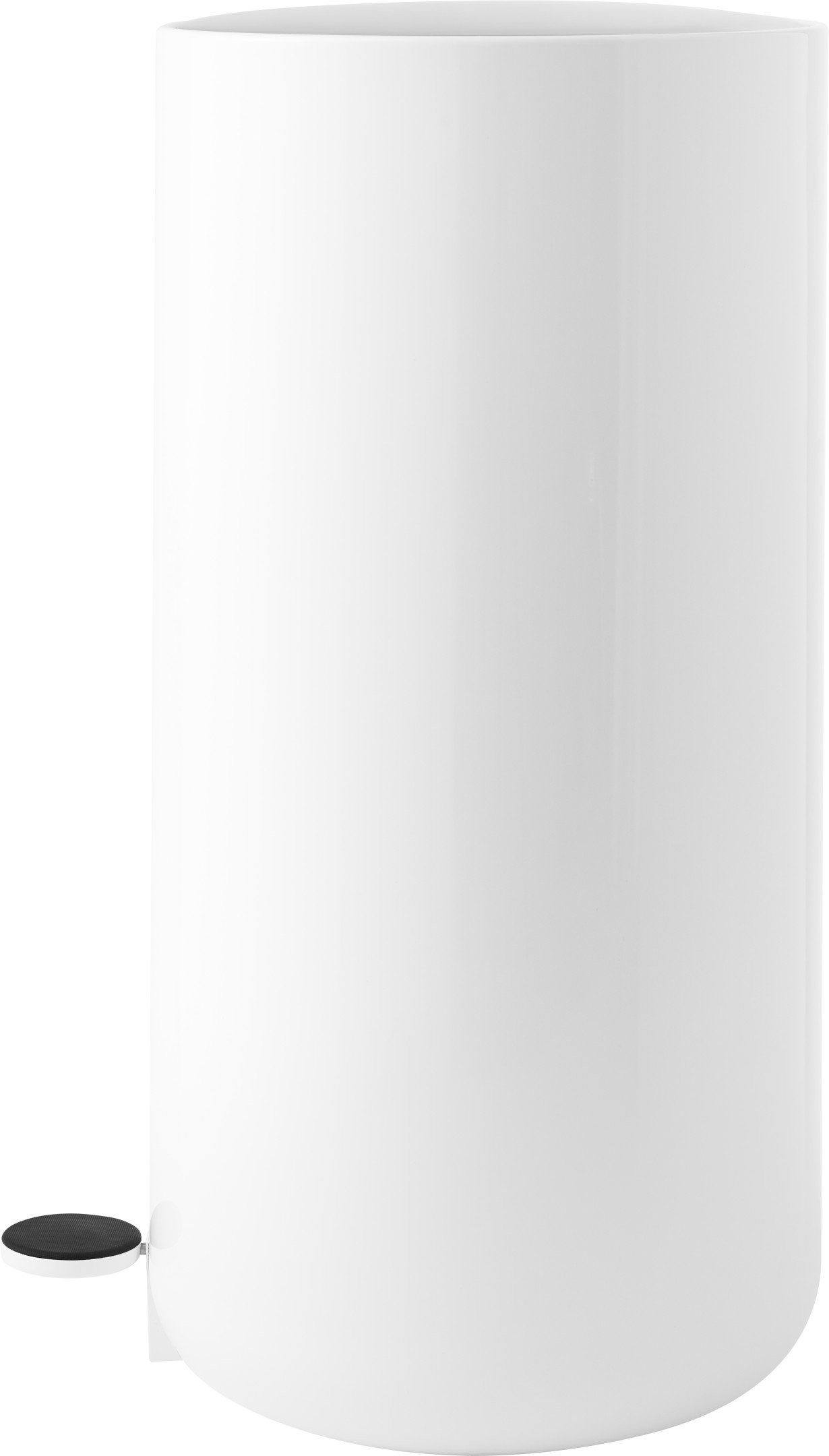 Pedal Bin, 11l, White, by Norm Architects for Menu