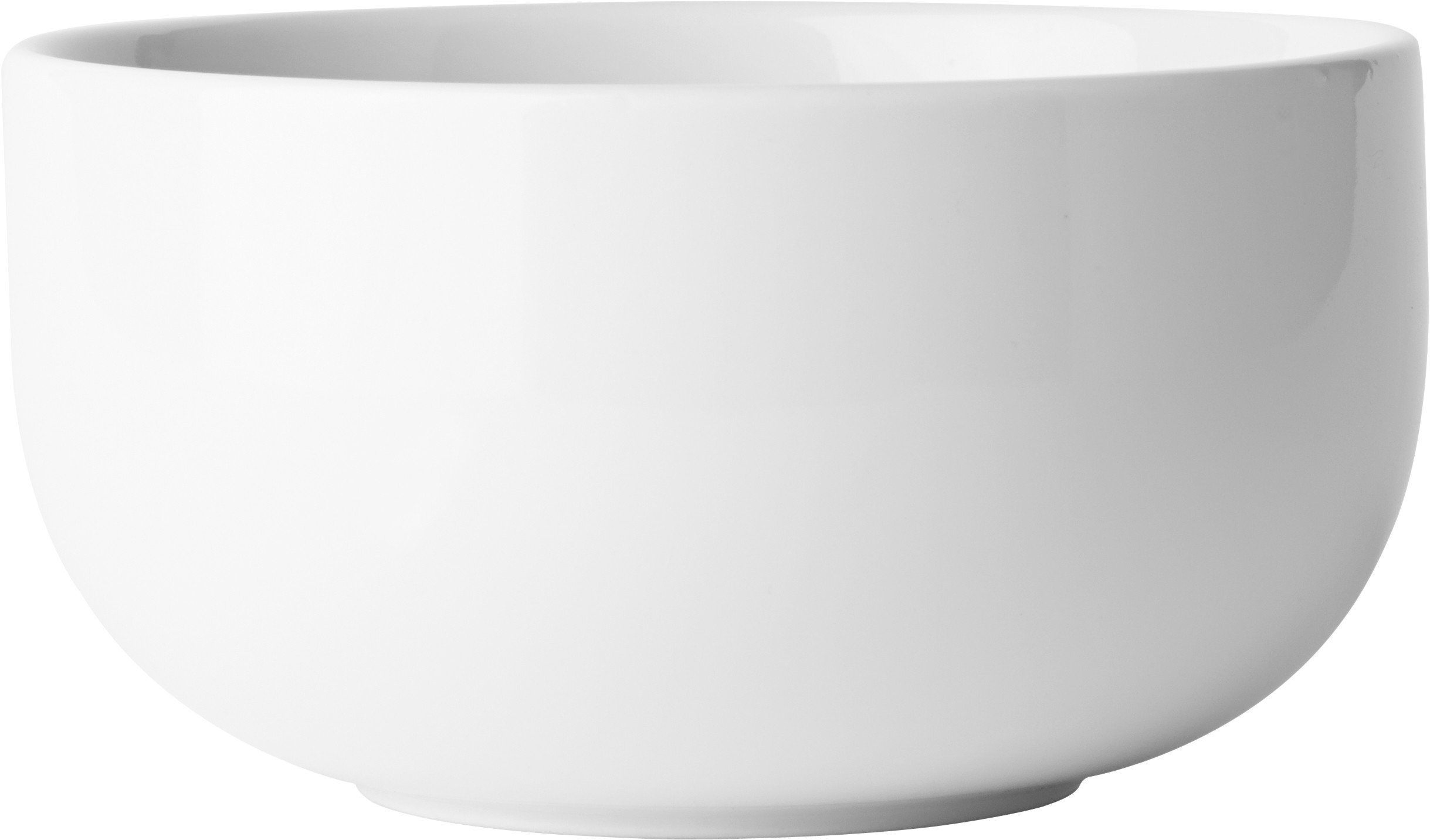 New Norm Bowl White, Ø 10cm by Norm Architects for Menu