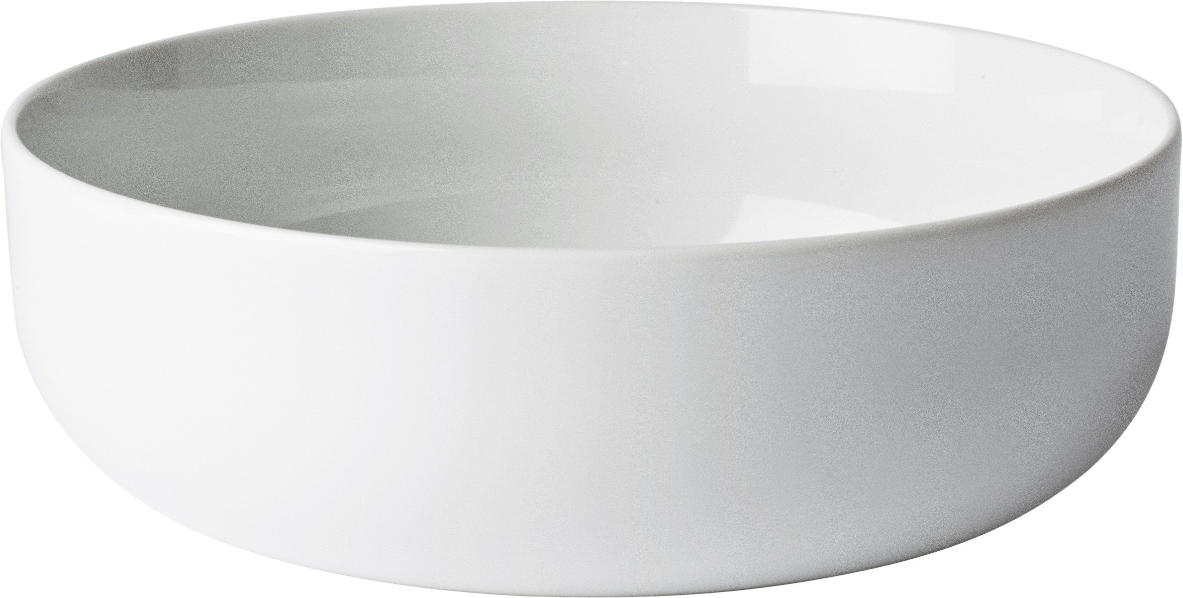 New Norm Bowl White, Ø 17,5cm by Norm Architects for Menu