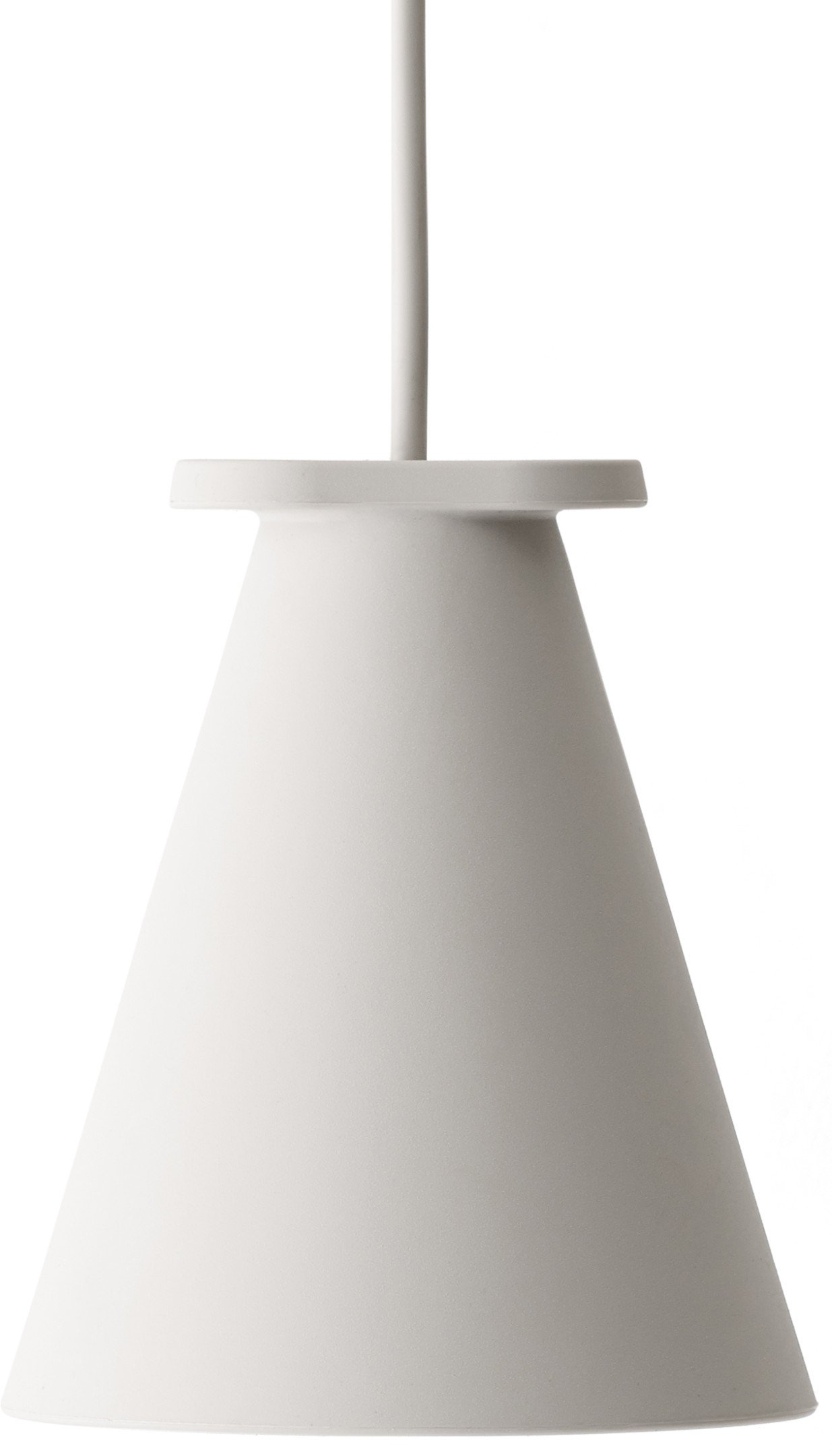 Bollard Lamp Ash, by S. Schneck for Menu