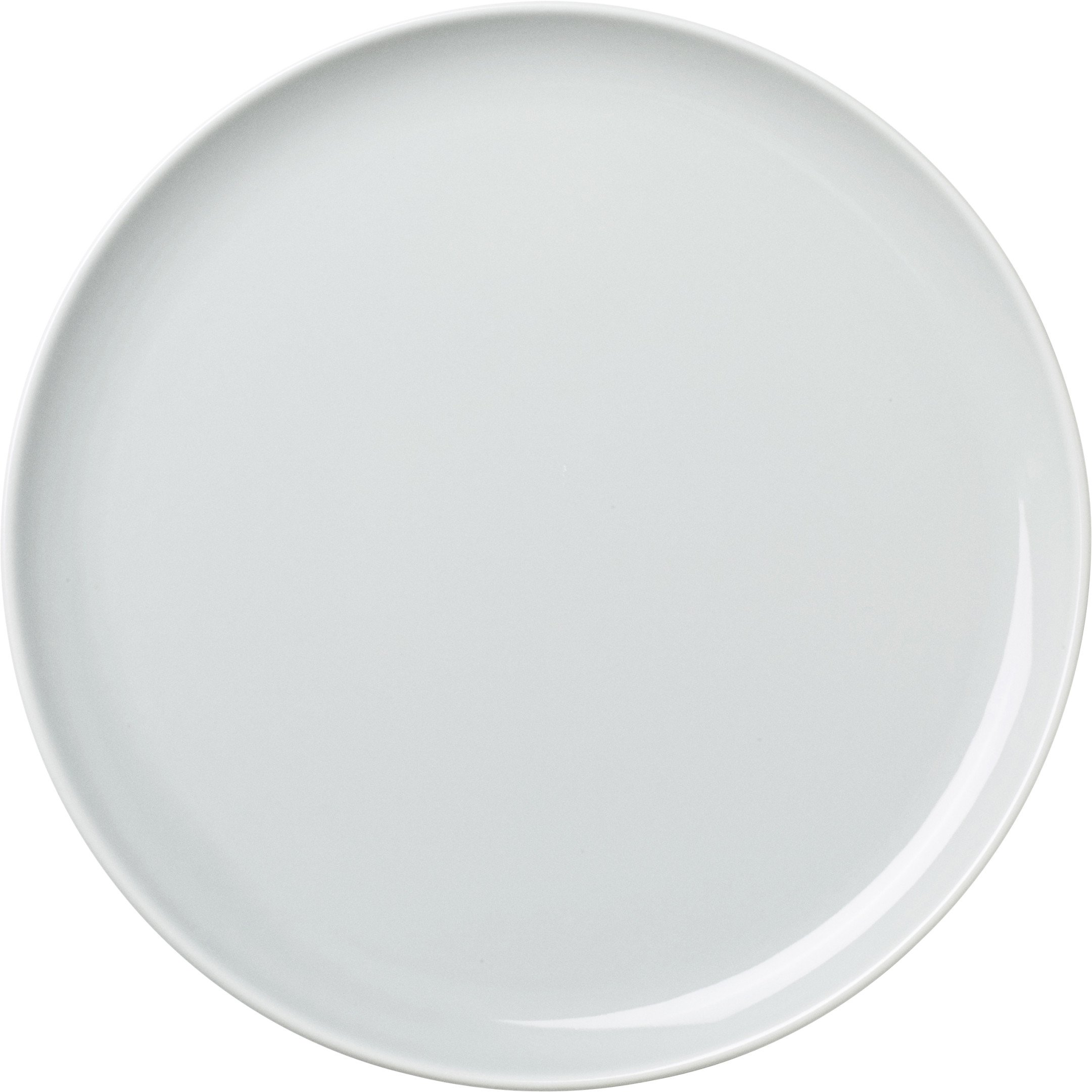 New Norm Plate White Ø 19cm by Norm Architects for Menu