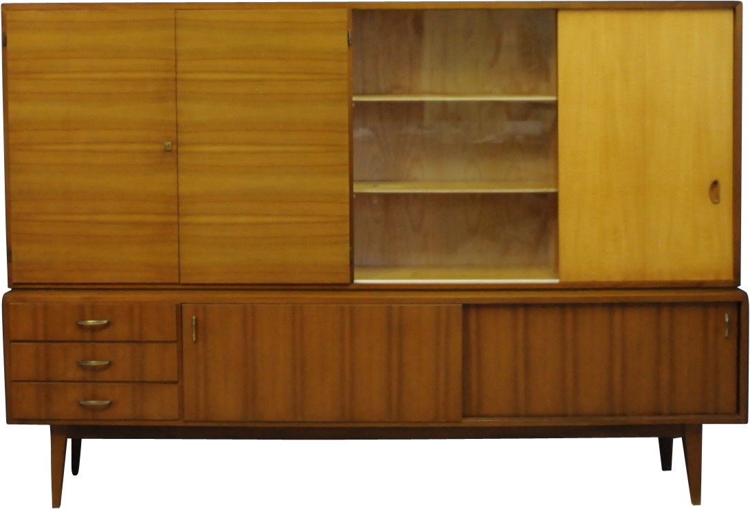Highboard, Georg Benecke Mobel, 1960s