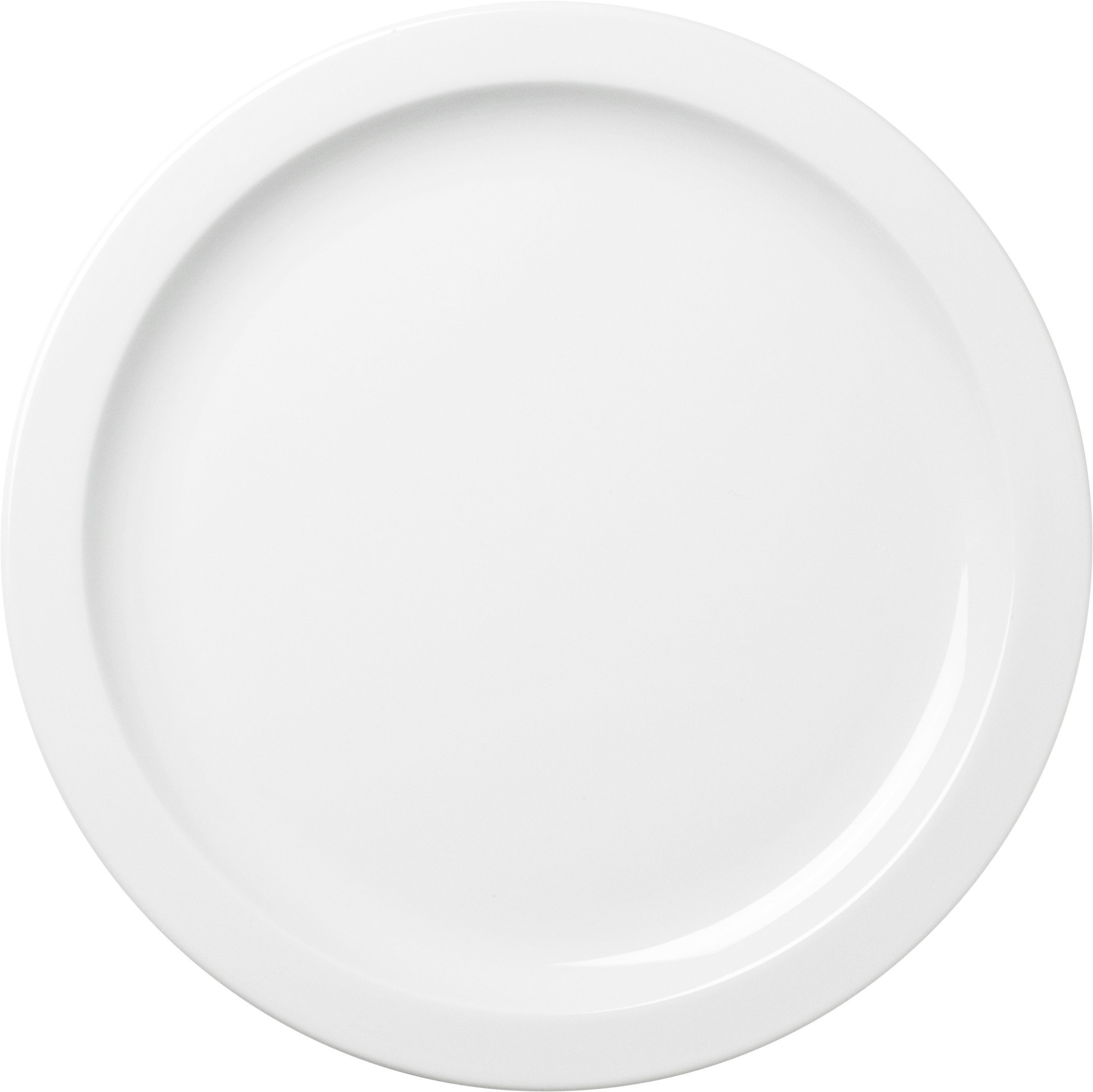 New Norm Plate White Ø 28,5cm by Norm Architects for Menu