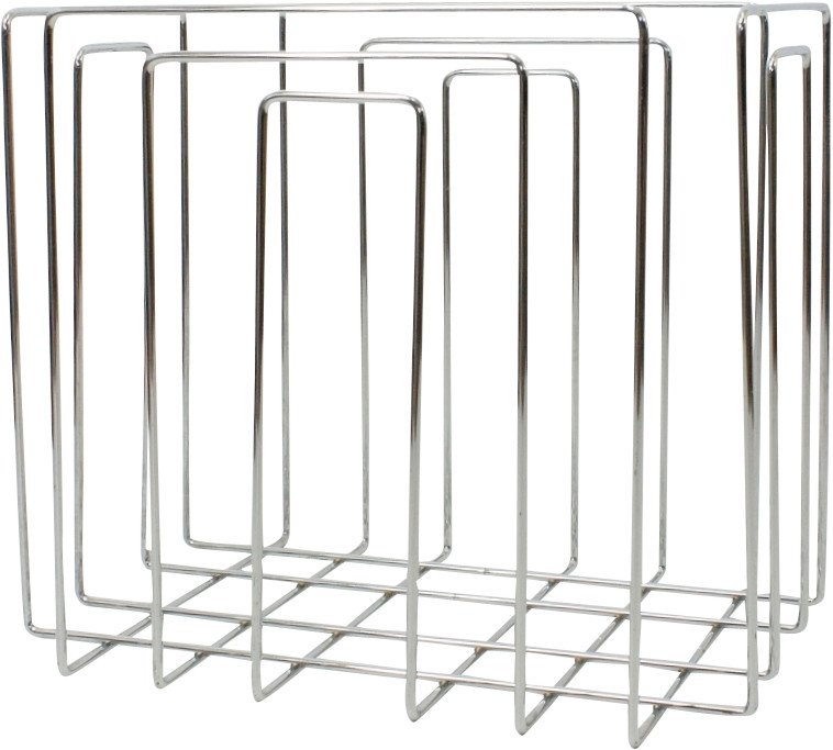 Magazine Rack by W. Glaeser for TMP, 1980s