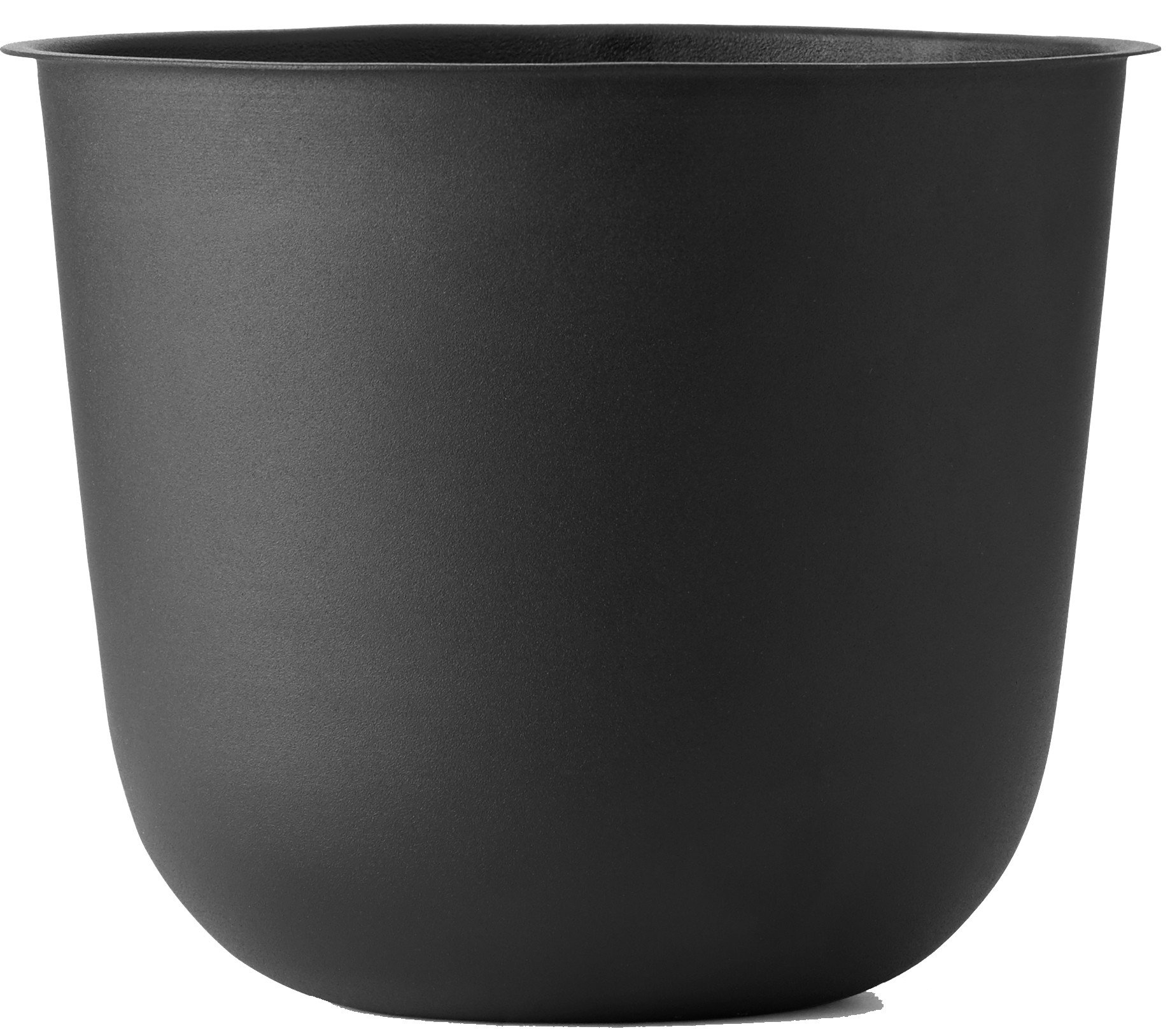 Wire Pot Black, by Norm Architects for Menu