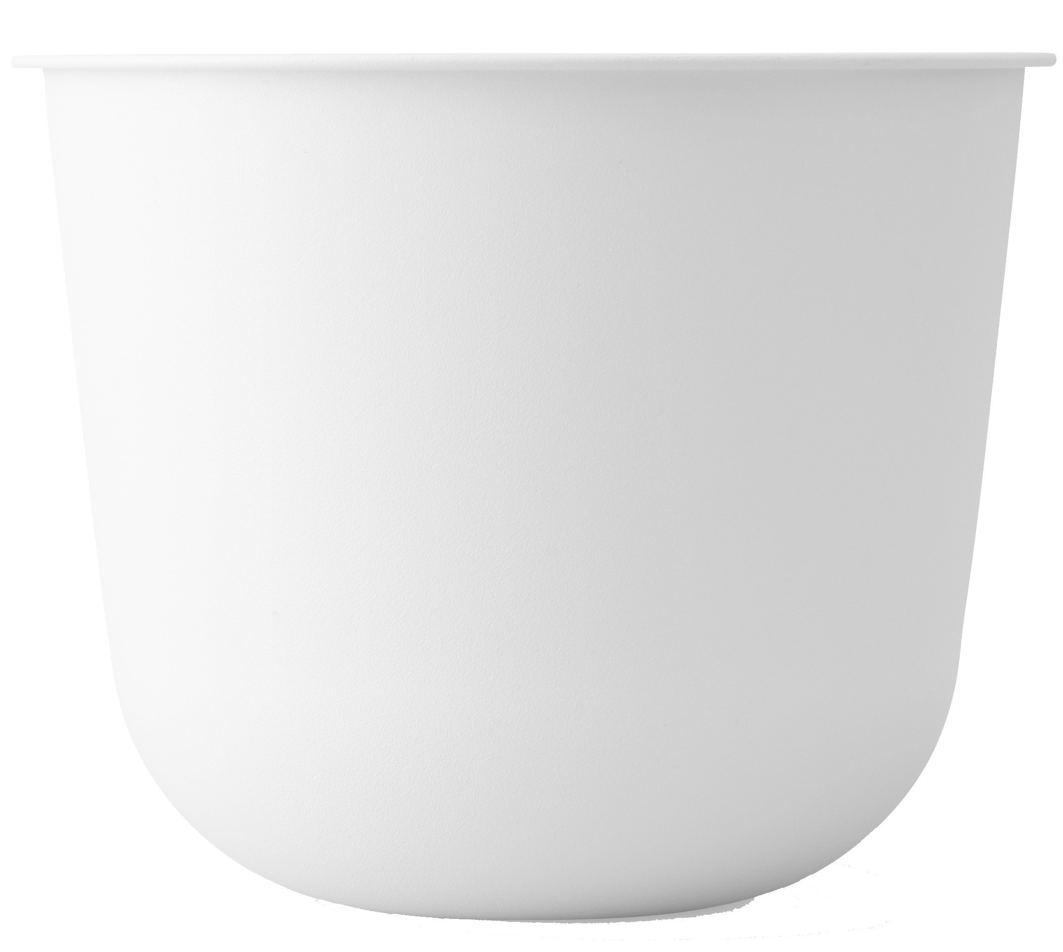 Wire Pot White, by Norm Architects for Menu
