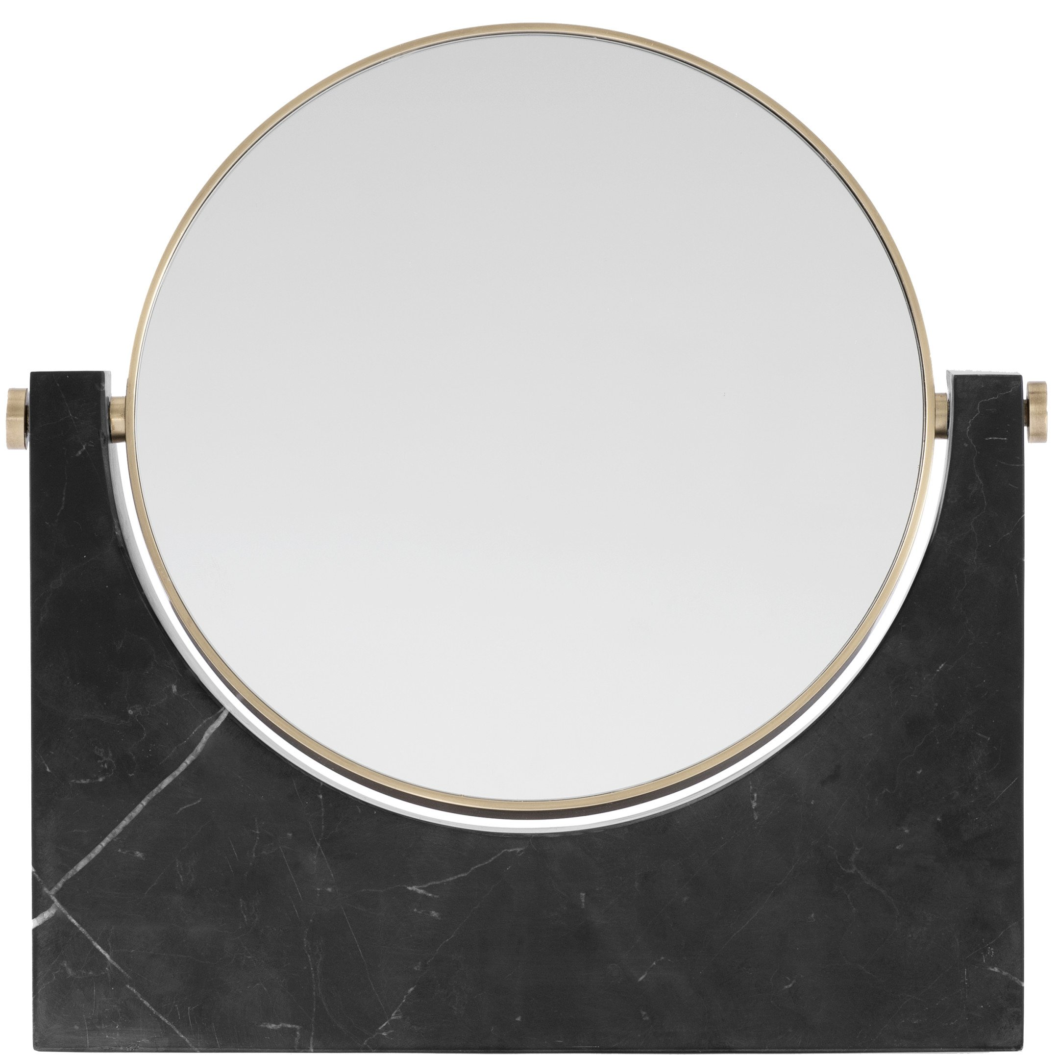 Pepe Marquina Marble Mirror by Studio Pepe for Menu