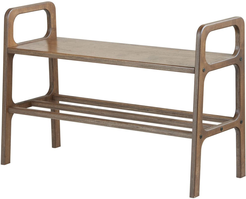 Acacia Frisk Bench, Plywood Project