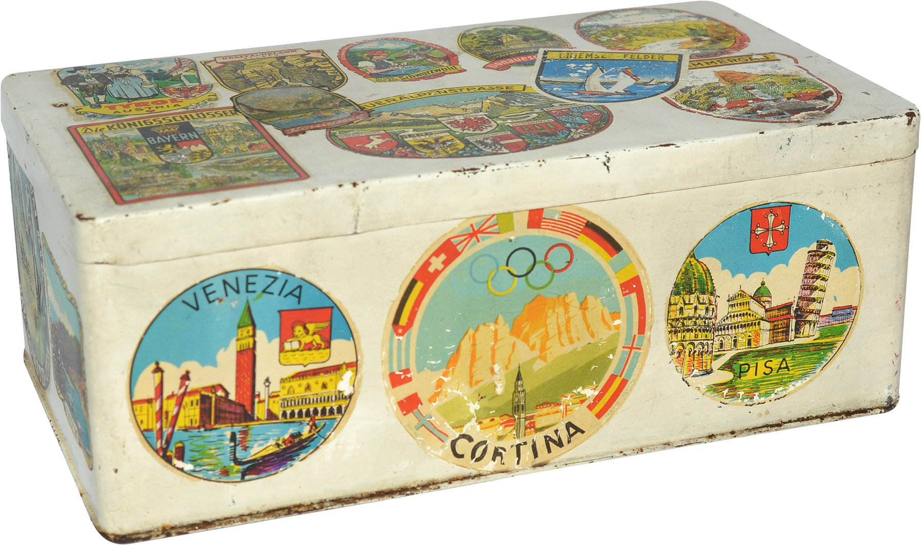 Container, Germany, 1960s