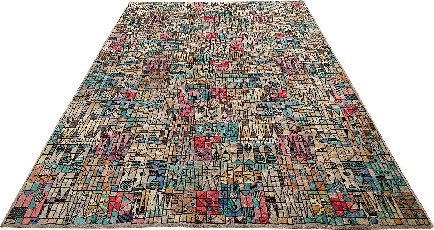 Carpet 250x340 cm,, Vorverk Pharsa, Germany, 1960s