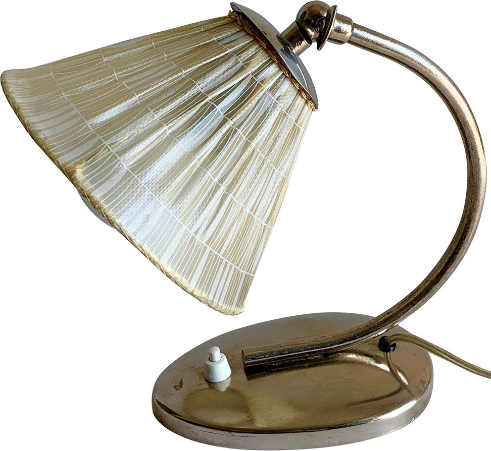 Bedroom Lamp, Austria, 1950s