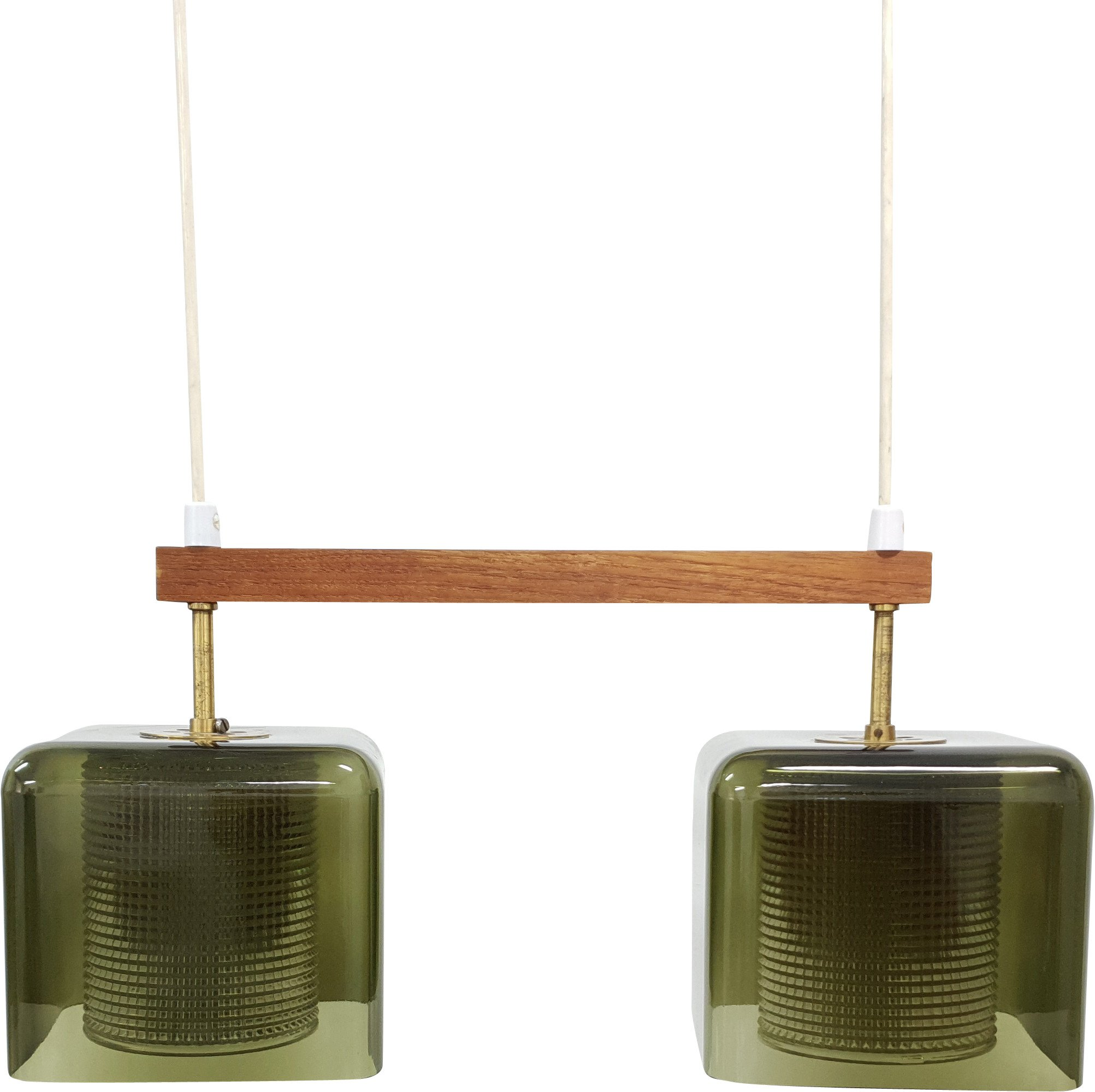 Pendant Lamp by C. Fagerlund for Orrefors, Sweden, 1960s