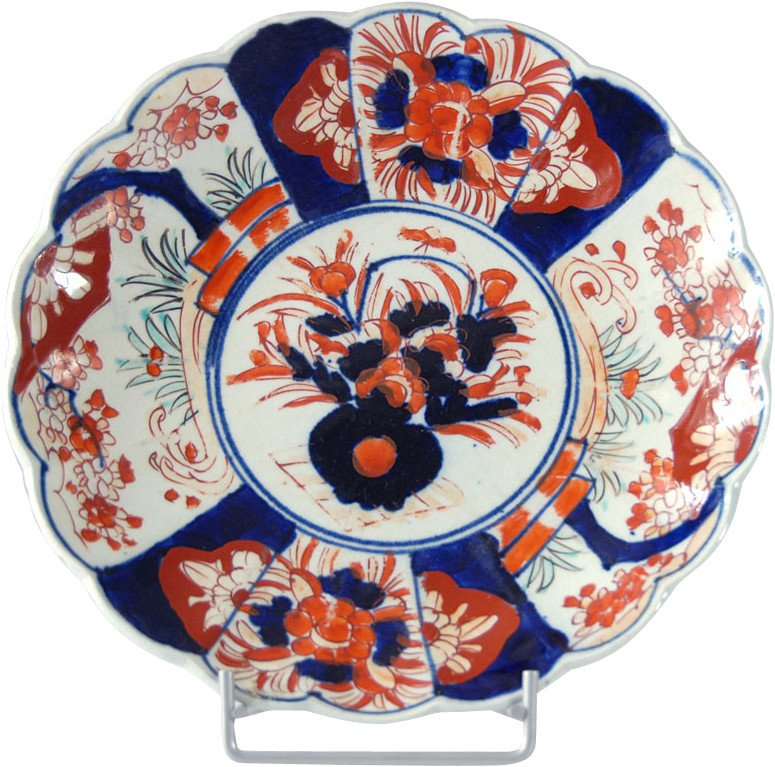 Plate, Japan, early 20th C.