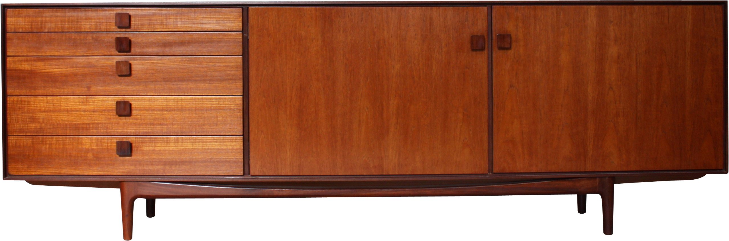 Teak Sideboard by I. Kofod-Larsen for G-Plan, United Kingdom, 1960s