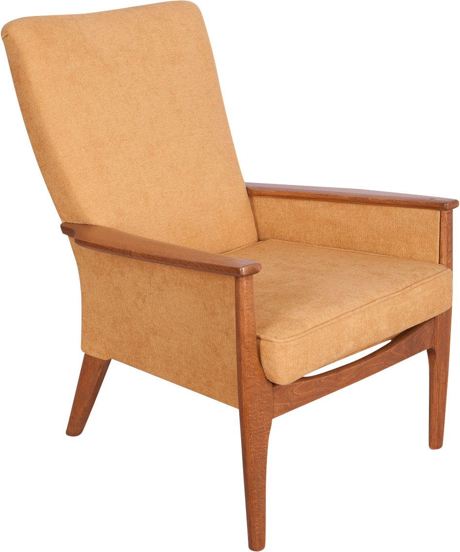 Armchair, Parker Knoll, United Kingdom, 1960s