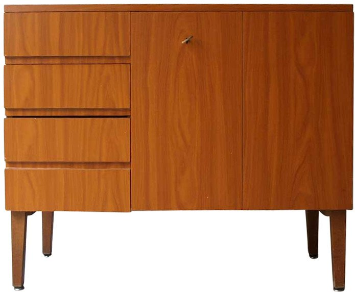 Chest of Drawers, Singer, Germany, 1960s