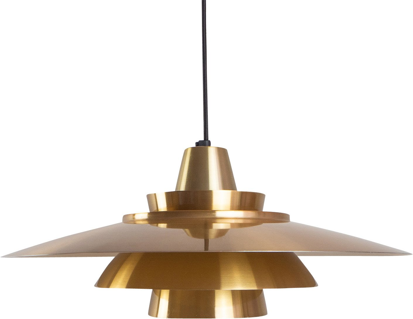 Pendant Lamp, Superlight, Denmark, 1980s