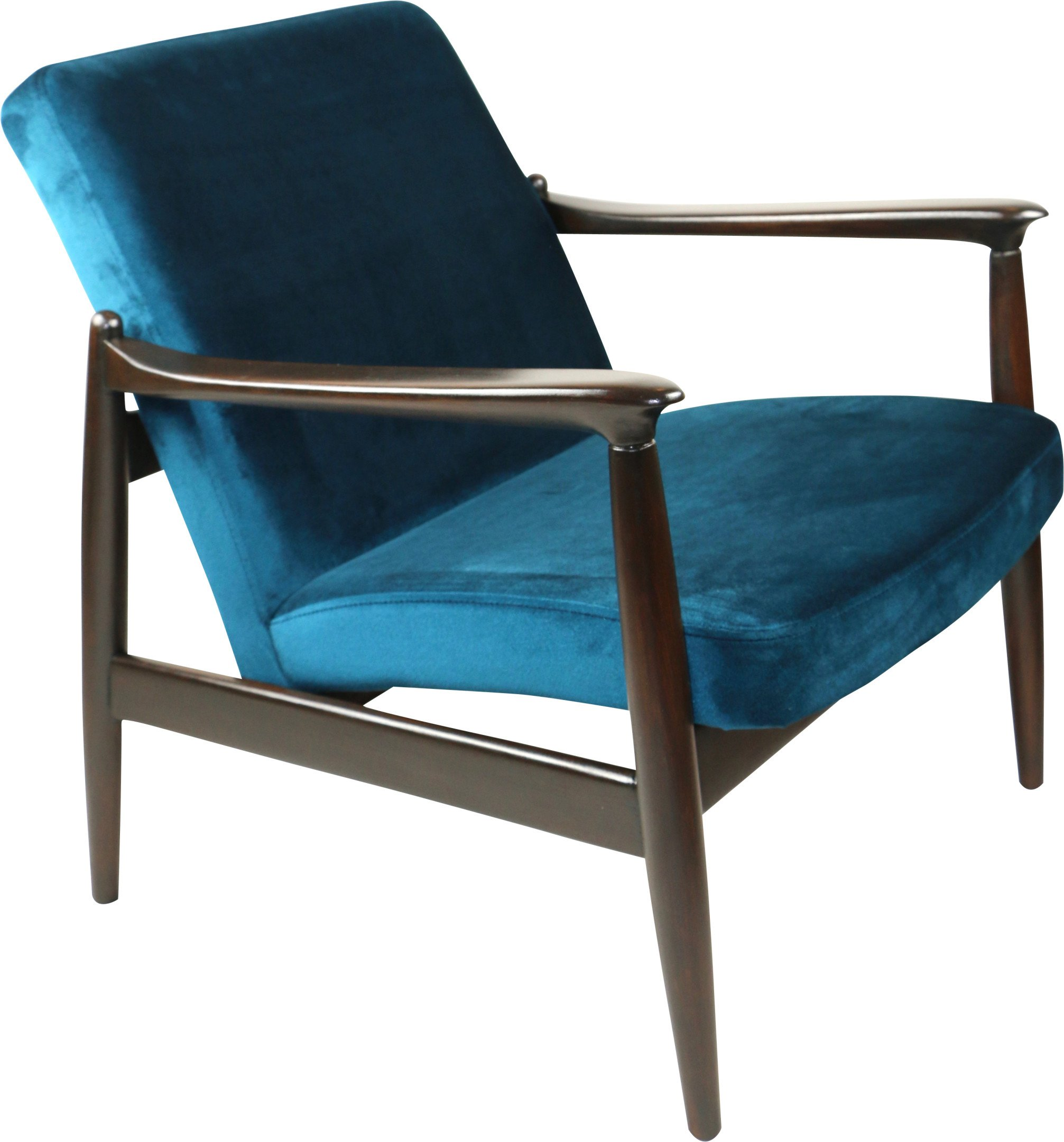 Armchair GFM-64 by E. Homa, Poland, 1970s
