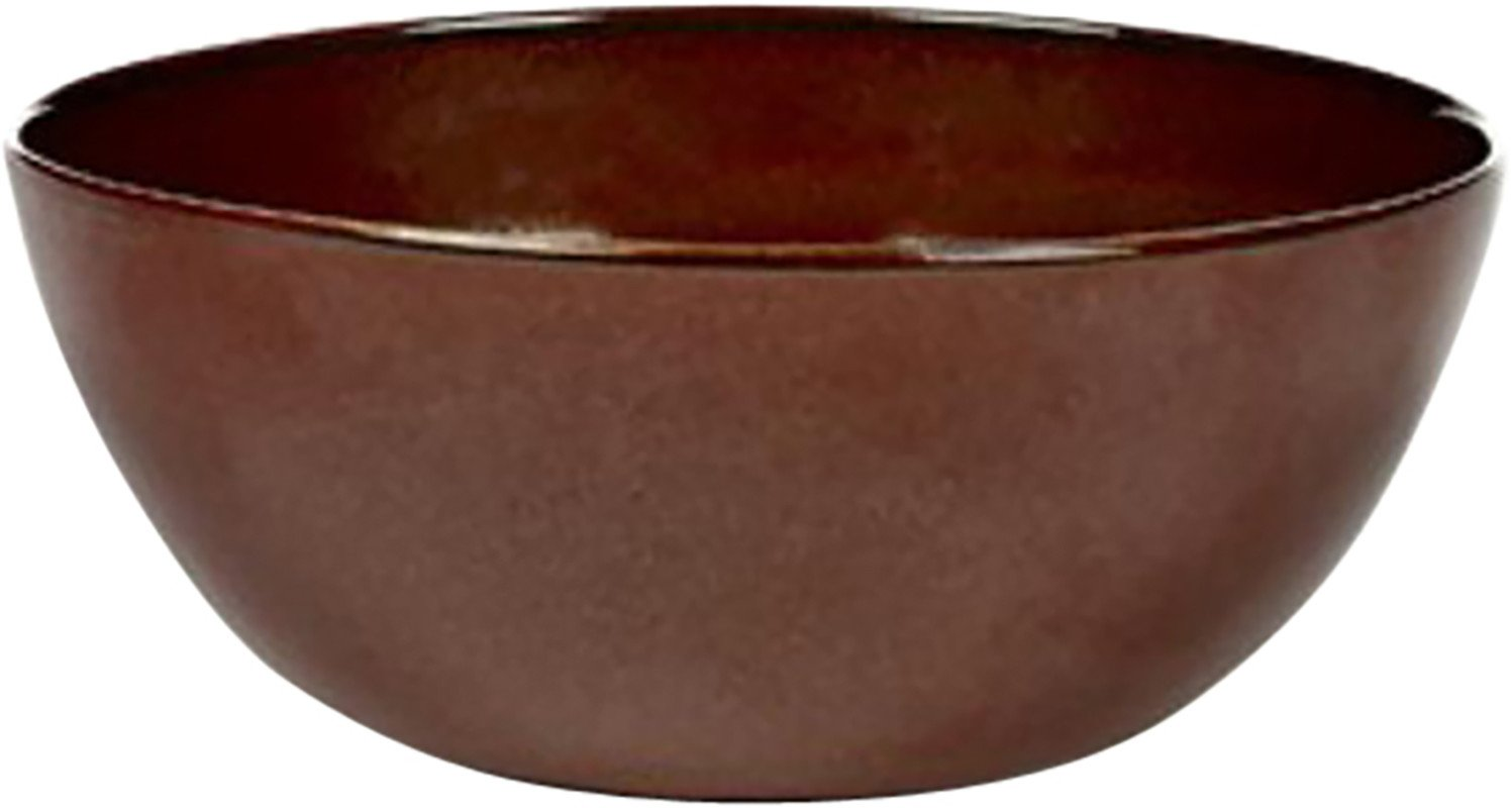 Bowl XL RUST by A. Le Grelle for Serax