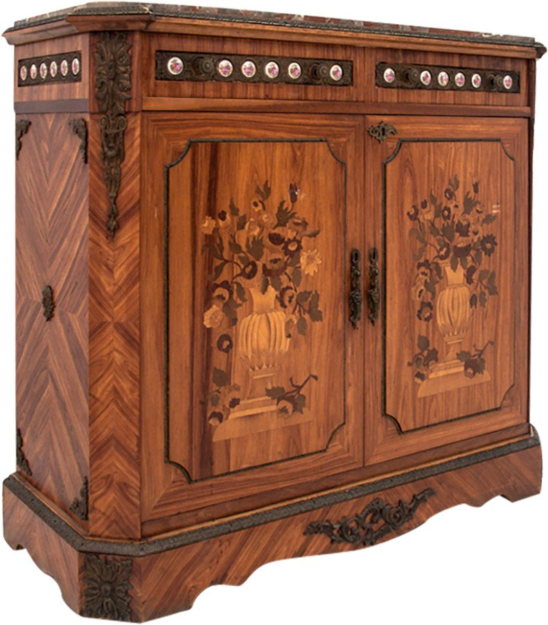 Cabinet, France, 19th C.