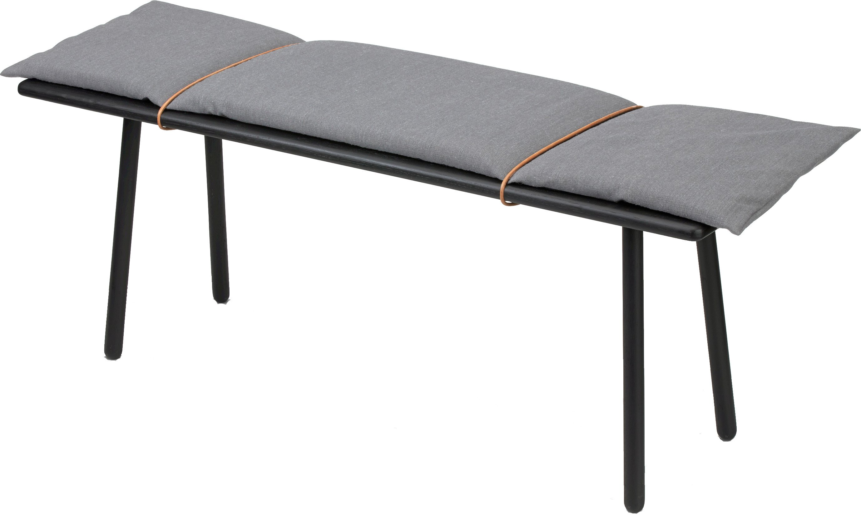 Georg Bench Black Oak by C. Liljenberg Halstrøm for Skagerak