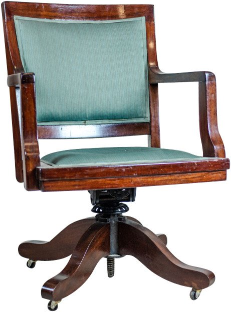 Office Chair, United Kingdom, 1930s
