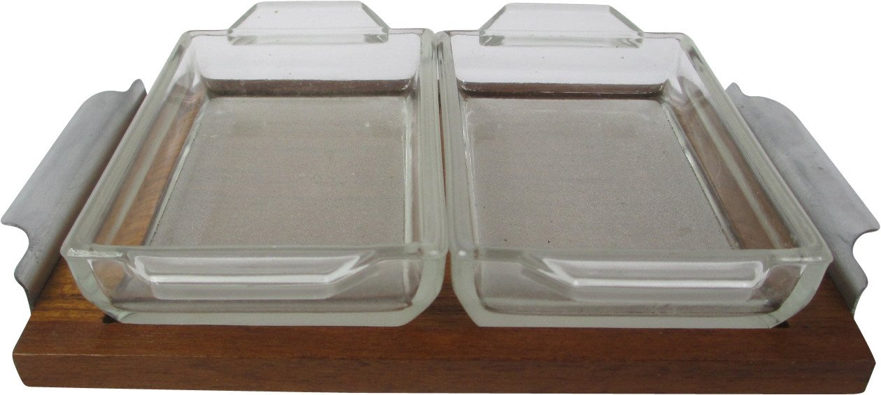 Tray with Containers, 1970s