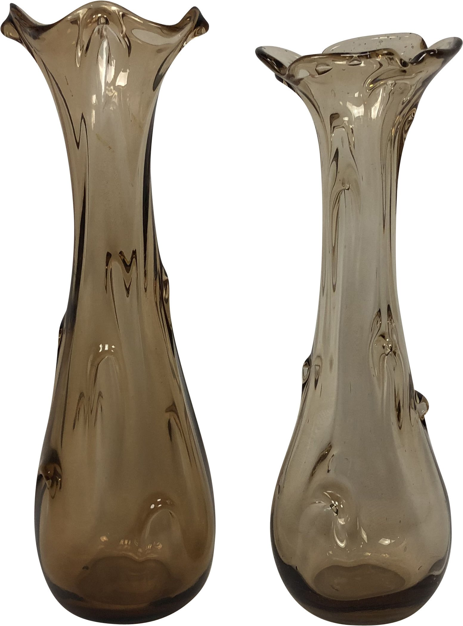 Pair of Vases, Poland, 1960s