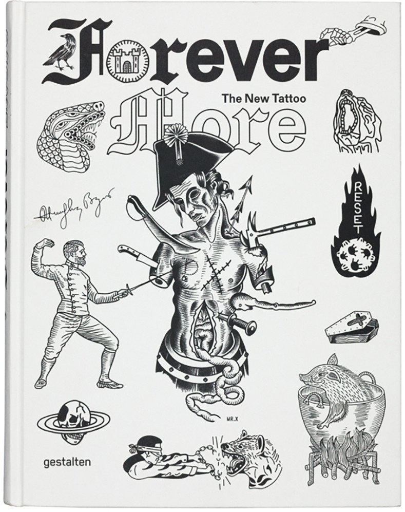 Forever More Book, by H. Graves, gestalten