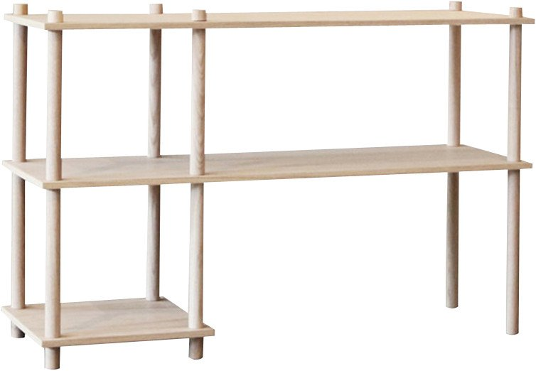 Elevate Shelving System 2 by C. Akersveen and Christopher Konings for WOUD